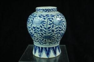 99999 – Royal Tichelaar antique small vase