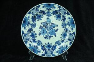 99999 – De Porceleyne Fles (Royal Delft) Delft blue plate...